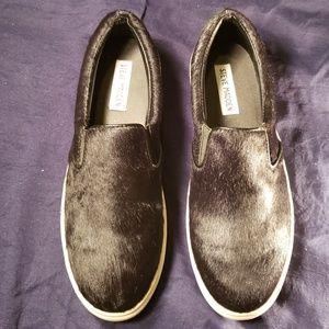 Steve Madden Womens EcentricJ Slip On Casual Shoe